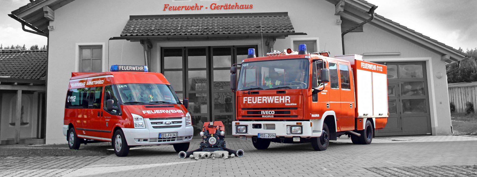 Feuerwehr Arnetsried